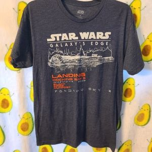 Disneyland Star Wars Galaxy's Edge Shirt